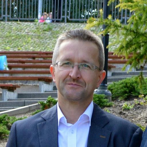 Dariusz Węgierski - Prezes Zarządu Stowarzyszenia WAMA-COOP